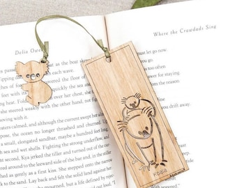 Koala Bookmark   Teachers GIFT Bookmark