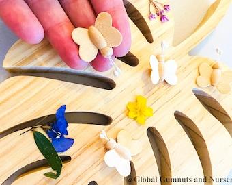Mini Wooden Butterflies