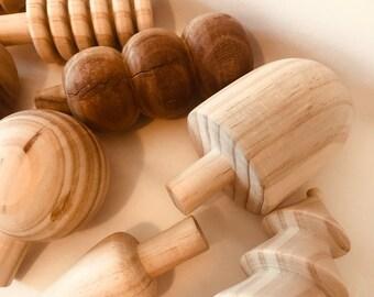 Wooden Trees- Handmade / Christmas | Small World