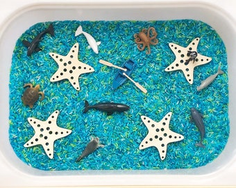 Starfish Wooden Sets