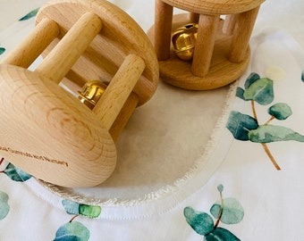 The Natural Bell Spiral Shaker