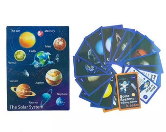 Solar System Set | 16 pieces