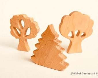Wooden Animal Range