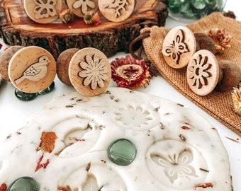 Gumnut Nature Stamps