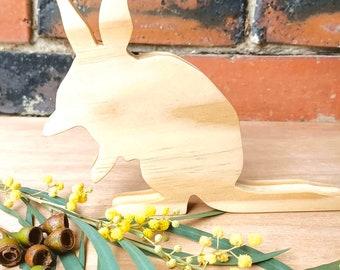 Australian Wooden Bilby Animal