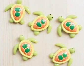 Resin Turtles