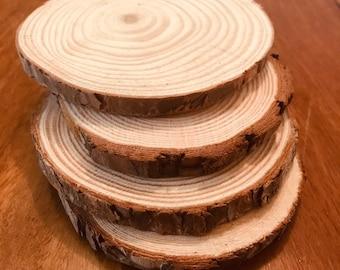 Big Wood Slices 8-10cm