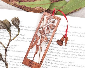 Gumleaf / Gumtree Bookmark | Teachers GIFT Bookmark