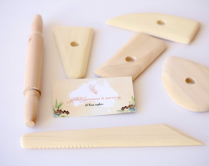 Featured listing image: Deluxe Modeling Playdough Tool Set