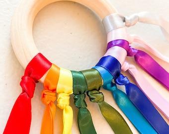 Rainbow Bells- Dancing Ribbons | 11 Colours