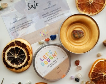 Mindful Playdough Collection | I am SAFE | Yellow