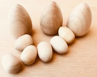 Easter Gift Set | Natural Egg Set
