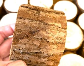 Natural Wood Slices 5-6cm diameter | 4cm or 8cm long | Wood Blocks