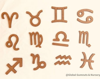 Zodiac Signs   Astrology Signs   Wooden Designs