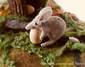 Australian Felt Bilby Animal