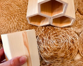 Shape 'Holders' | Box | Bee Boxes