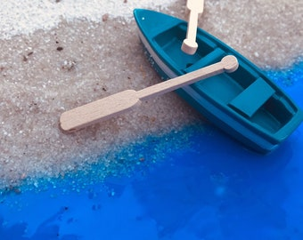 Row Boat | Small World