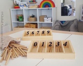 Spindle Box Game | TENS BOX