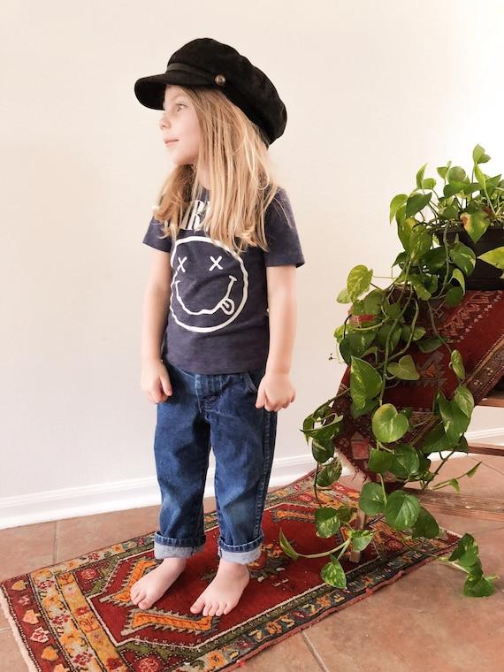 Vintage Toddler Wrangler Jeans // 3T