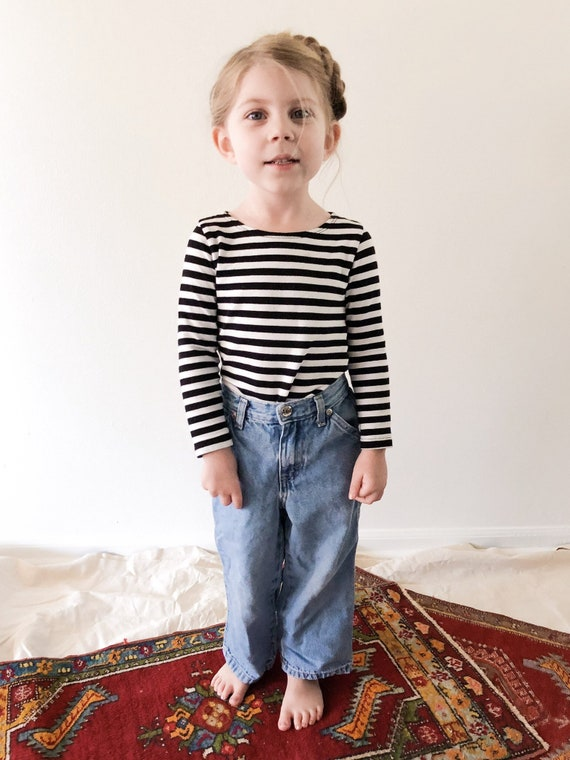 Vintage 90's Carpenter Jeans // 4T