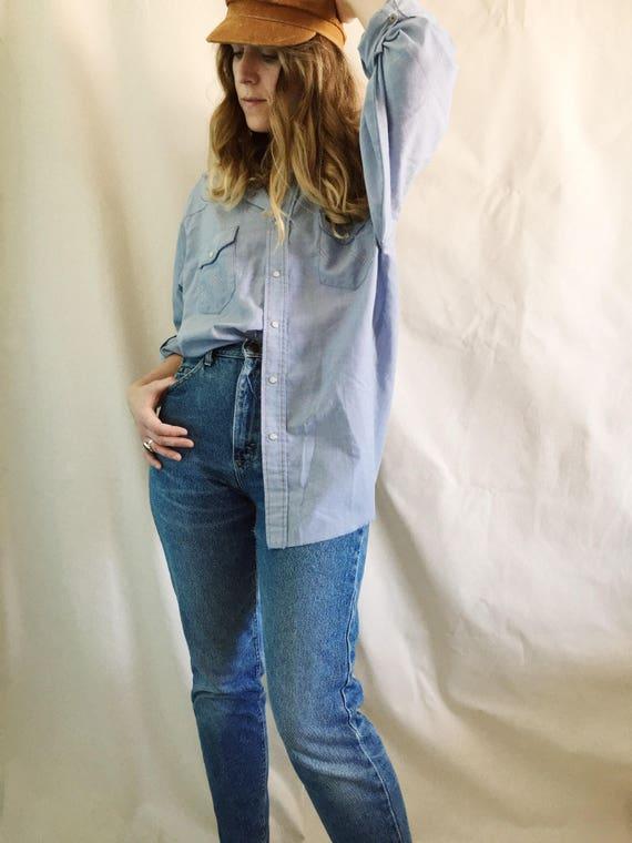 Vintage Wrangler Shirt // X Large