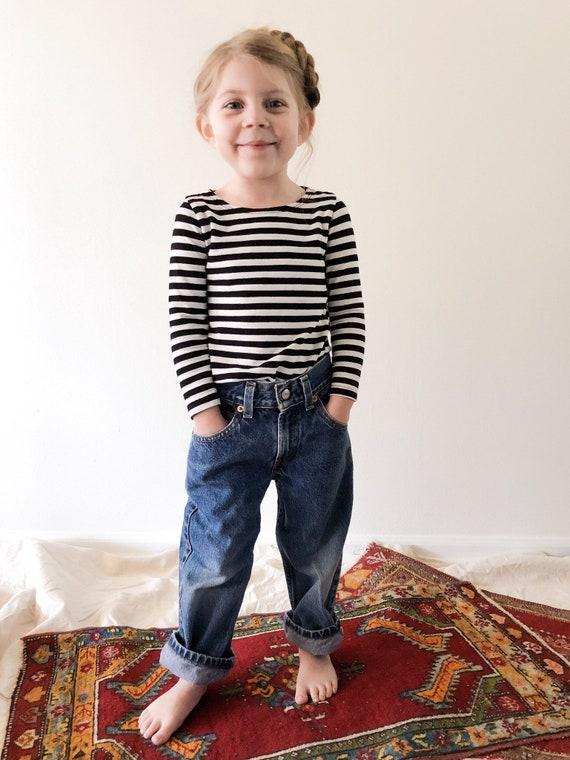 Vintage Levi's 550 Jeans // 4T