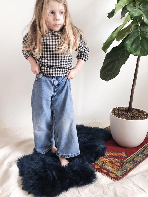 1990s Gap Wideleg Jeans / 4