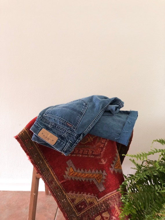 Vintage 90s Hight Rise Jeans // 29