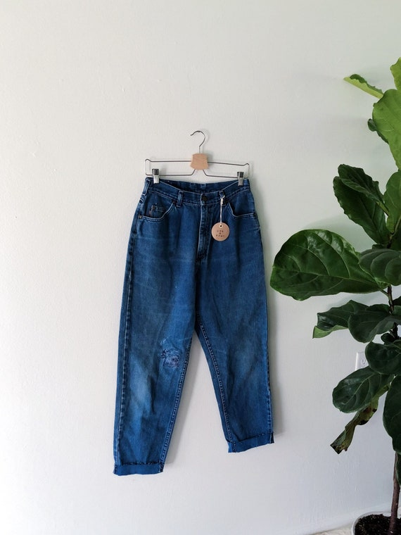 Vintage 90s Hight Rise Jeans // 29