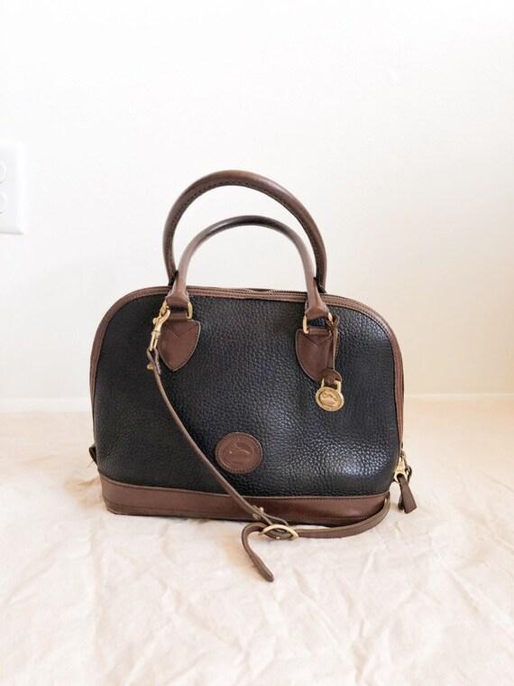 Vintage Dooney & Bourke Top Handle Bag