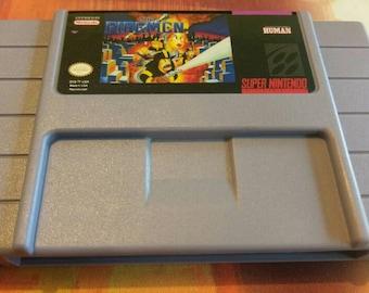 Dragon Quest I   II 1 & 2 Super Nintendo SNES Repro   Etsy