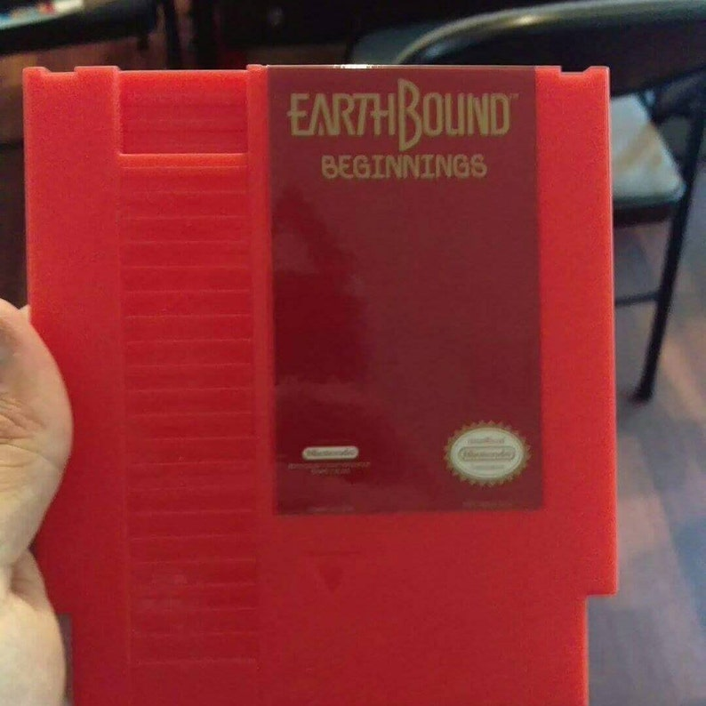 Earthbound Beginnings FE English Translated Cart Nintendo (NES) w/ Dust  Cover