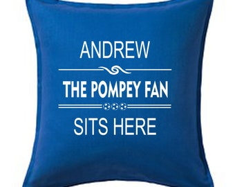 Football pillow case | Etsy