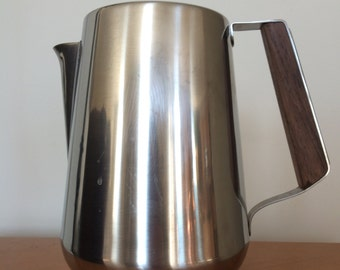 Rogers Insilco 18-8 Vintage Stainless Steel  Pitcher
