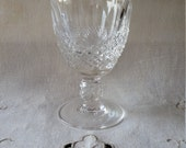 Waterford quot Colleen quot Claret Wine Glass, 4 3 4 tall, 10 available