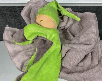 Doll blanket clay no5