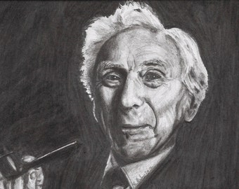 Bertrand Russell: 'Do not fear to be eccentric in opinion, for every opinion now accepted was once eccentric'