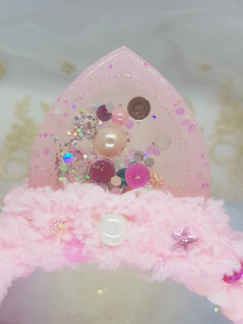 Kawaii Hairbands Nyakura Pink