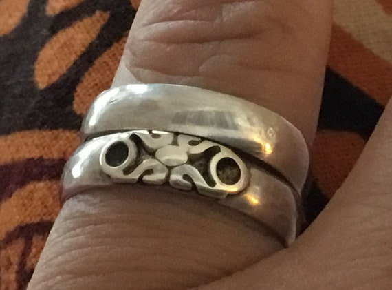 Sterling silver band rings/ size 6/12 band ring/womans rings/ mans pinky ring/stackable rings