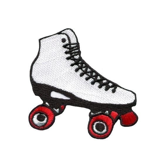 White Roller Skates Sports Skating