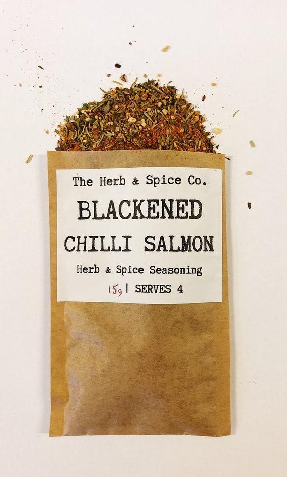 Blackened Chilli Salmon Recipe Mix 15g