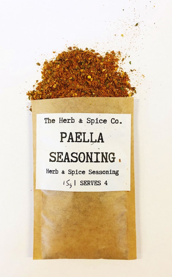 Spanish Paella Recipe Mix 15g