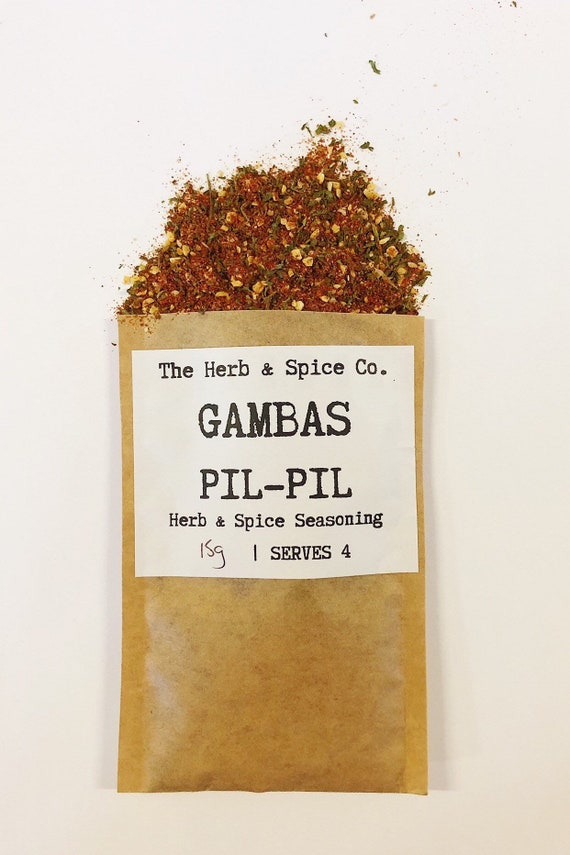 Gambas Pil Pil (Spanish Prawns) Recipe Mix 15g