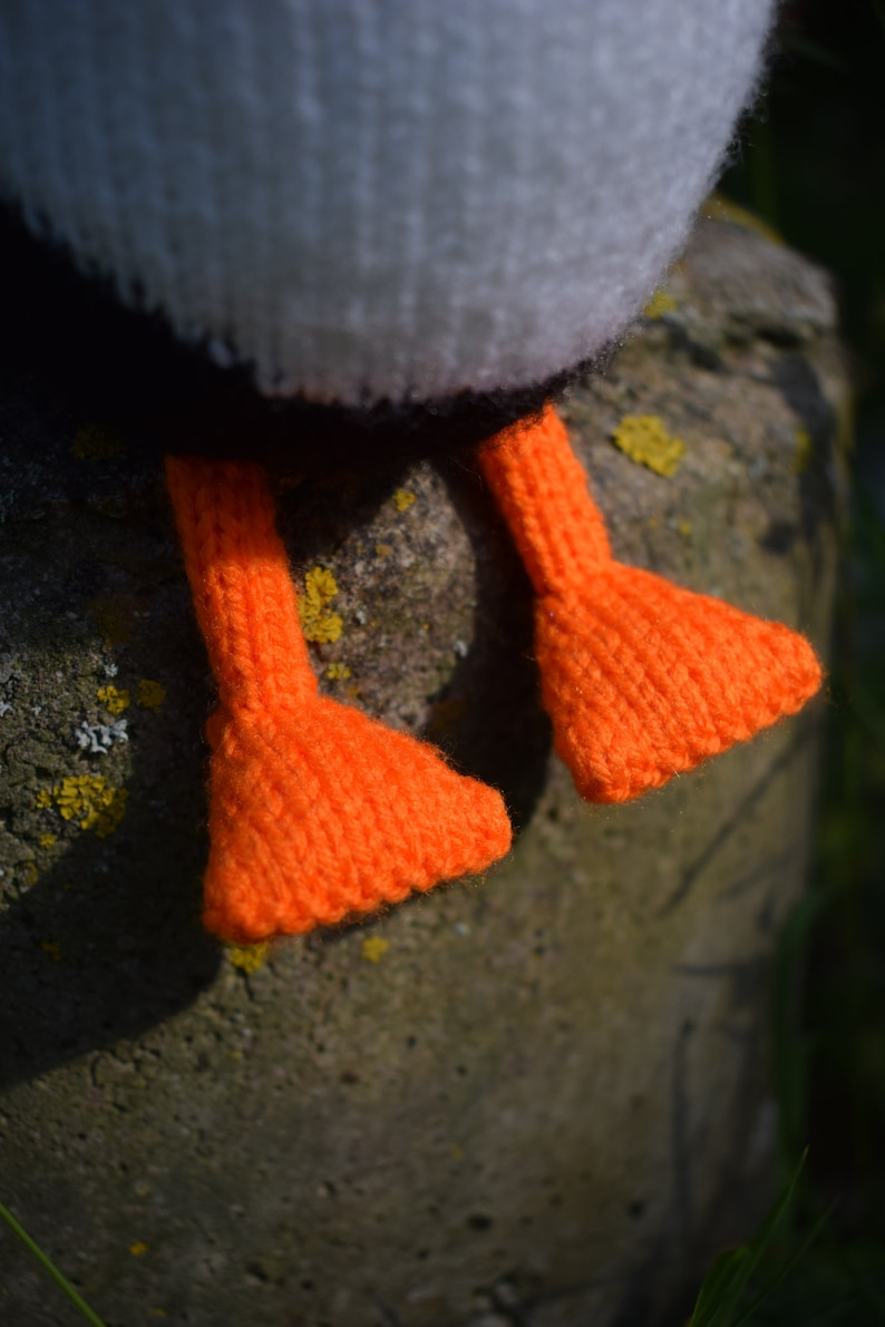 Percy the puffin knitting pattern PDF instant download | Etsy