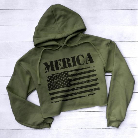 Irish American Flag Hearts Love Boys Adult Full Zip Graphic Hooded Active Outwear Sweatshirts