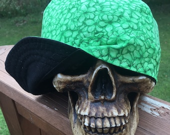 Black And Green - Reversible - 100% cotton