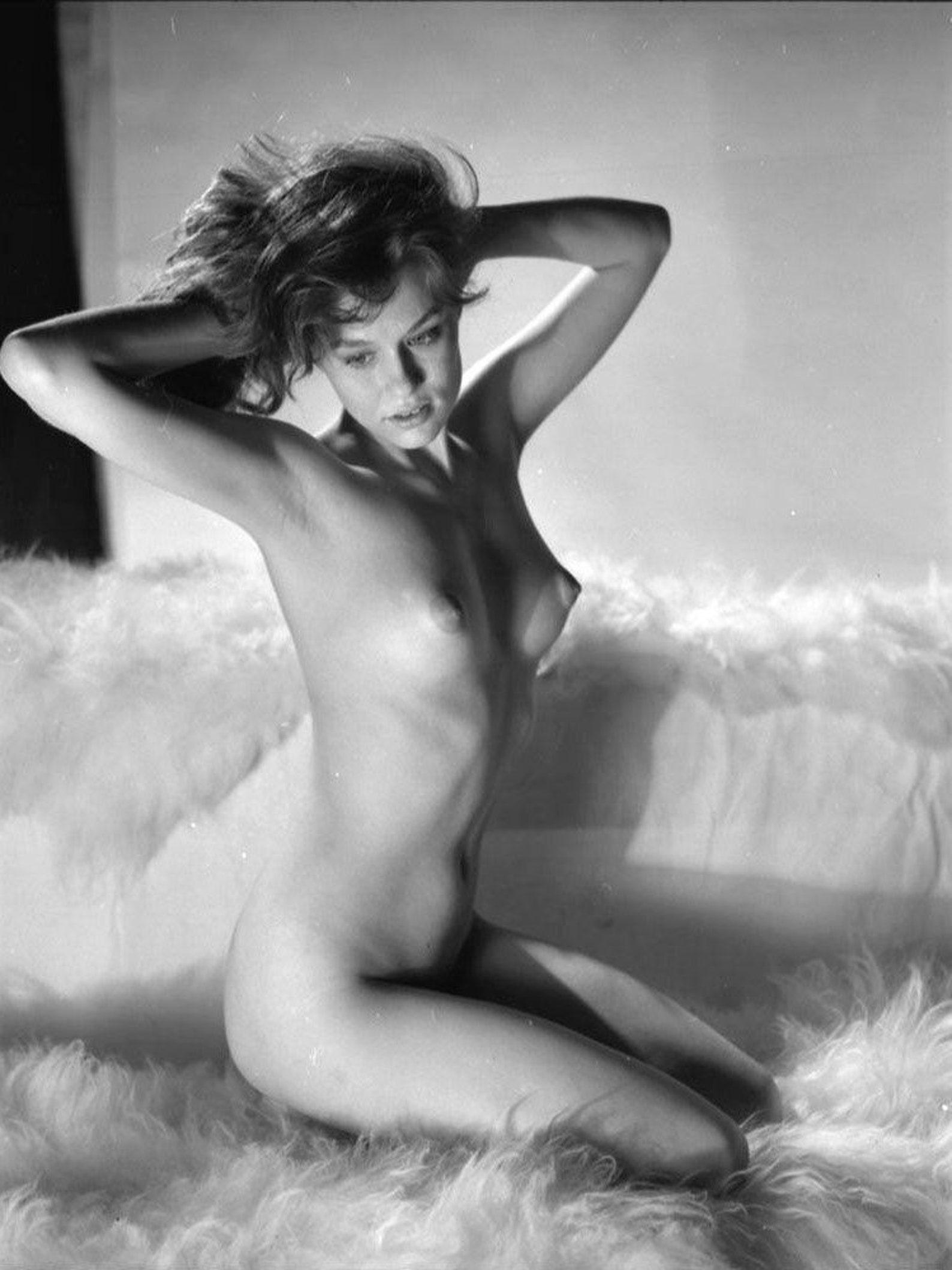 Lauren bacall sexy smile photo