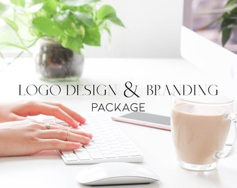 Custom Logo Design & Branding