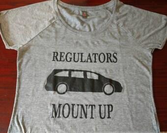 Regulators mount up
