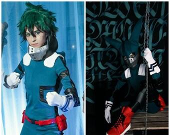 a66282a837da5 MADE TO ORDER - Cosplay costume inspired by Izuku Midoriya from Boku no  Hero Academia